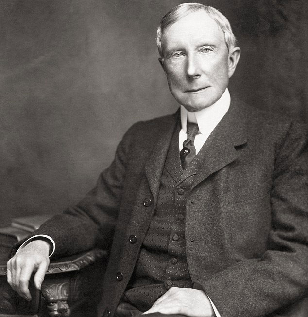 John.D.Rockefeller