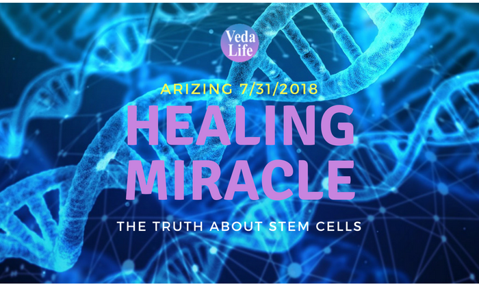 The Healing Miracle - The Truth About Stem Cells