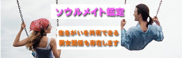 ソウルメイト鑑定 【インド占星術 2名分】