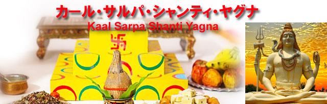 カール・サルパ・シャンティ・ヤグナ(Kaal Sarpa Shanti Yagna)無料お見積もり
