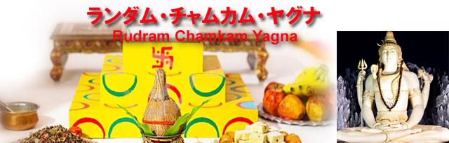 ランダム・チャムカム・ヤグナ(Rudram Chamkam Yagna)無料お見積もり