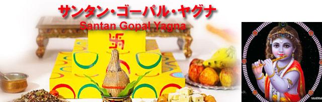 サンタン・ゴーパル・ヤグナ(Santan Gopal Yagna)無料お見積もり