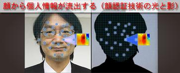 ■あなたの顔から個人情報が流出(顔認証技術の光と影)