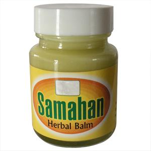 新製品!アーユルヴェーダ・バームのサマハン植物性香油