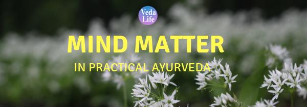 心身症と心の病を簡単に治すアーユルヴェーダ実践法