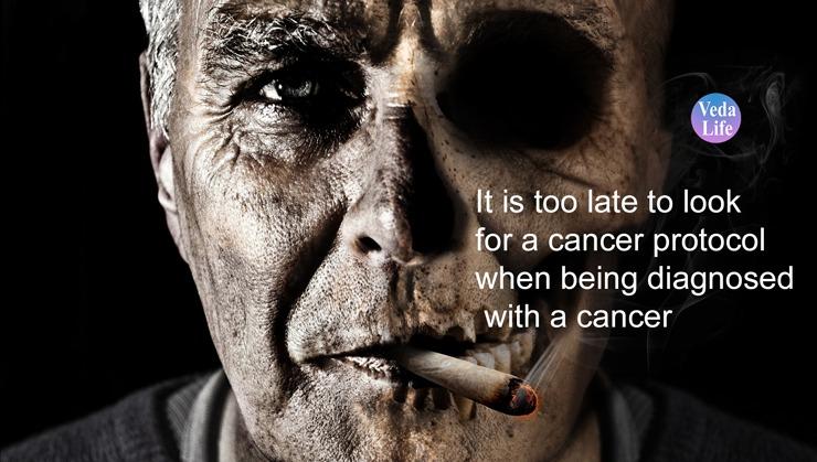 がんと告知されてからがん対策を始めるのはもう遅い