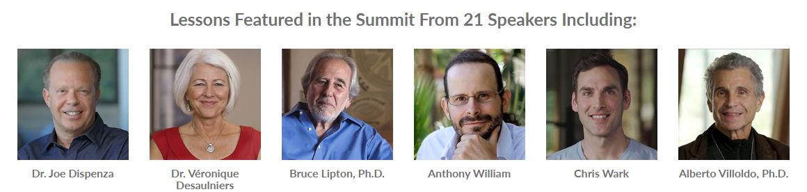 Featured Speakers of Hay House HEAL Summit 2019